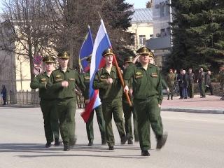 В Йошкар-Оле начались репетиции Парада Победы