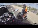 Мотоциклисты помогают случайным людям 7 РУССКИЕ СУБТИТРЫ RANDOM ACT FOR KINDNESS BIKERS 7