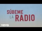 Enrique Iglesias - SUBEME LA RADIO (Animated Video) ft. Descemer Bueno, Zion &amp Lennox