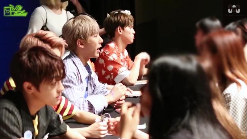 MYTEEN SHOW EP.53 - MYTODAY - 마이틴 데뷔기념 팬싸인회 비하인드