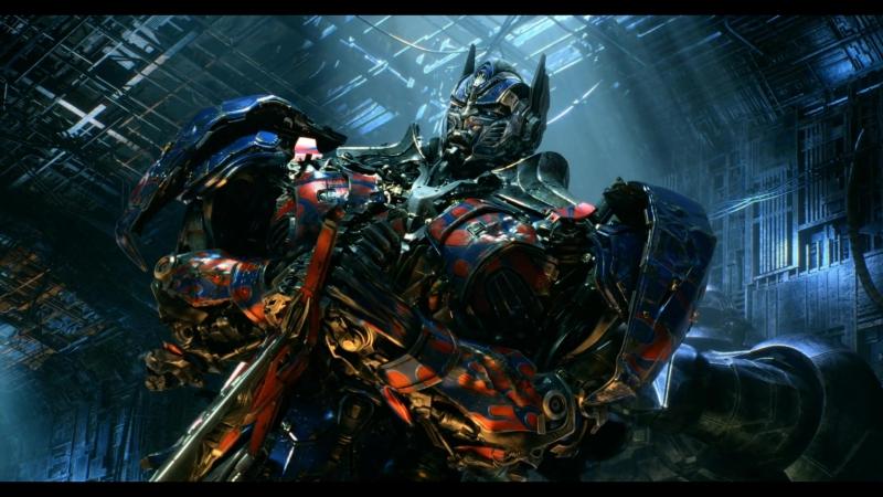 Трансформеры: Эпоха истребления (подкрепление Оптимуса Прайма) - КИНО 60 FPS