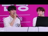 VROMANCE - Beautiful (Goblin OST) (Hyunseok & Chandong focus) (IDOLCON 170527)