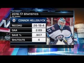 NHL Tonight: Hellebuyck Deal Jul 24, 2017