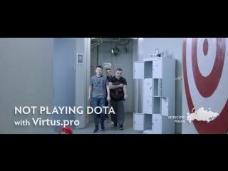 День без Dota с Virtus.Pro