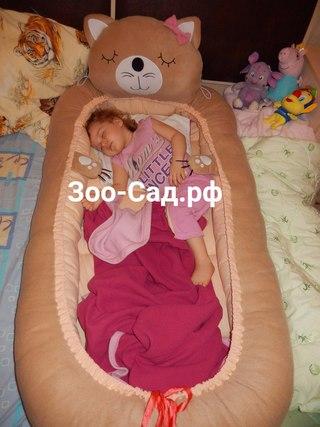 Гнездышки для малышей своими руками 453
