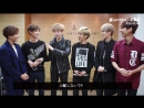 [Видео|vk][18.01.15] Послание Boyfriend в честь мюзикла The Bachelors Vegetable Store