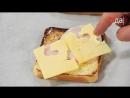 Горячий бутерброд по-французски на завтрак от шеф-повара _ Илья Лазерсон _ Обед
