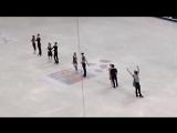Worlds-2017 Presentation-Warm UP (Free DANCE (Last Group)) HELSINKI