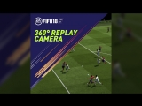 FIFA 18 - 360° Replay Camera