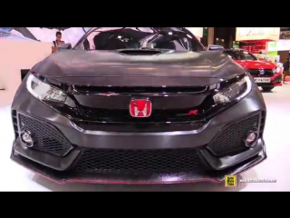 2018 Honda Civic Type R Prototype