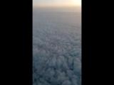 высота над уровнем моря-&gt11 т.м., за бортом -59...#боинг 747-400