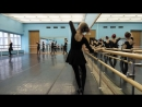 открытый урок, танец Семь сорок май, 2016