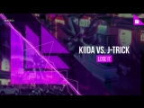 KIIDA vs. J-Trick - Lose It (OUT now on Revealed Rec)