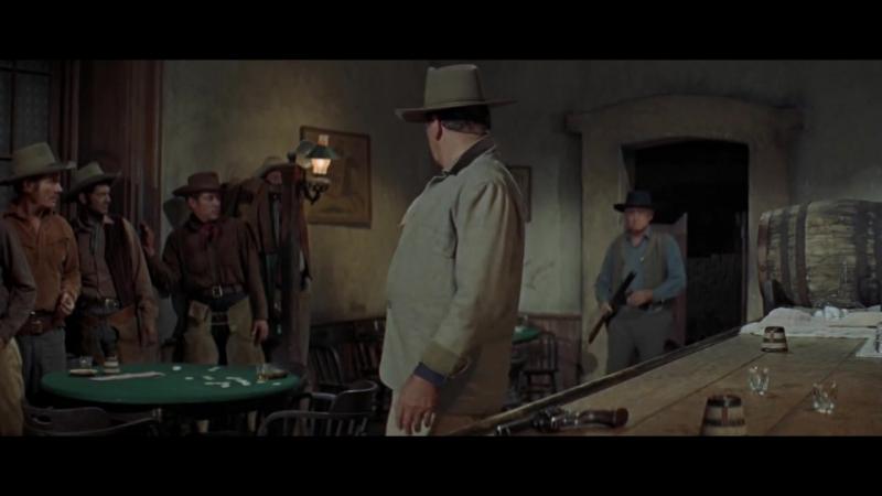 Сыновья Кэти Элдер / The Sons of Katie Elder (1965) HD 720p