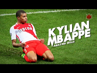 Kylian Mbappe - Best Skills Goals - 2017 HD