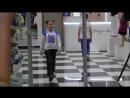 показ для Стильняшки в ТРЦ Гринвич модели Артур Арина Ева