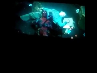 Дэдпул 2 (слитый трейлер)