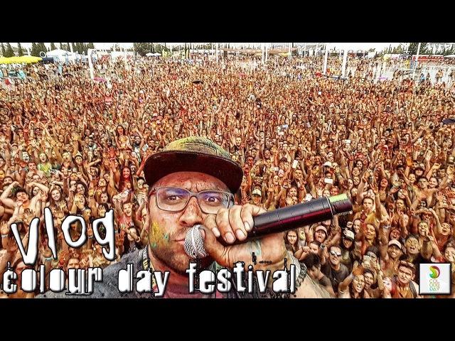 Maliatsis - VLOG Colour Day Festival
