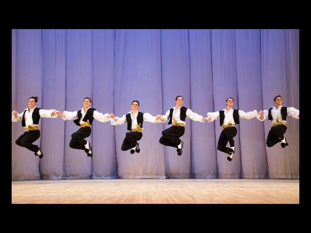 Сюита греческих танцев Сиртаки. Балет Игоря Моисеева.