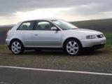 Audi A3 1.8 (1996). Наше новое подержанное авто) Цена 3700зл(900-950$).
