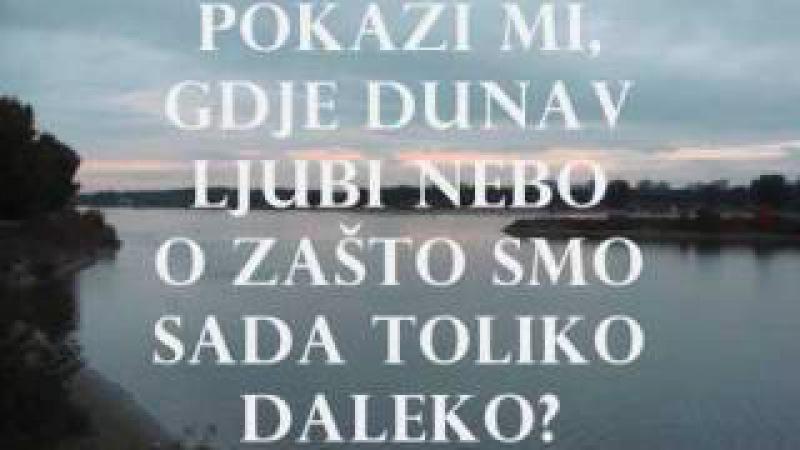 Josipa Lisac - Gdje Dunav ljubi nebo