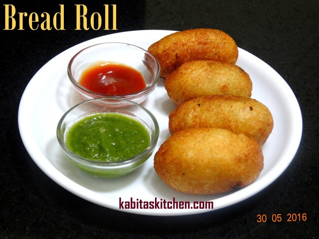 Bread Roll Recipe Bread Potato Roll Potato Stuffed Bread Roll Quick and Easy Indian Snack Recipe