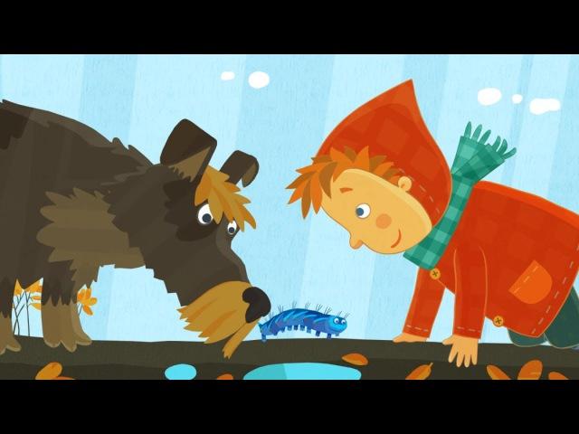 Яблочки пятки Новый развивающий мультфильм для детей