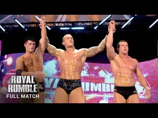 #My1 FULL MATCH  Royal Rumble Match: Royal Rumble 2009