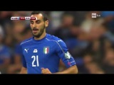 Davide Zappacosta vs Israel (05-09-2017) Home 1080