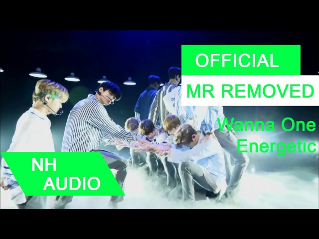 [MR Removed] Wanna One - Energetic