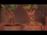 DIY - Mandrakes from Harry Potter Tutorial