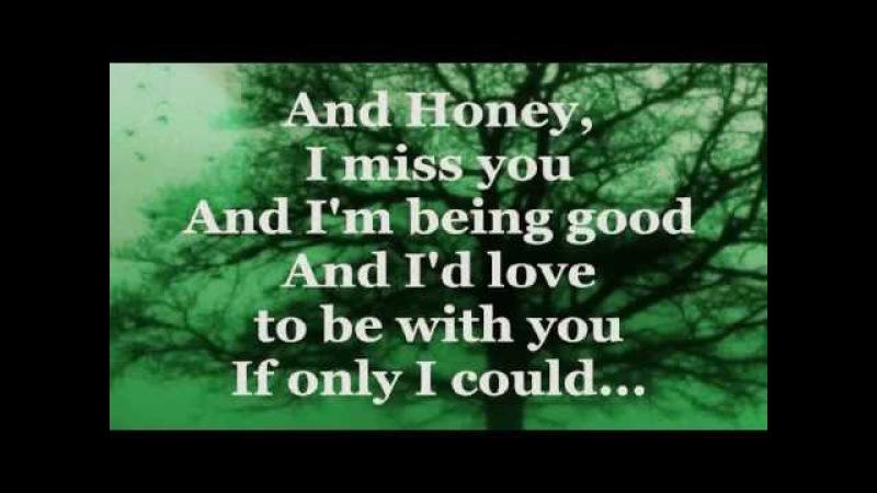 HONEY (Lyrics) - BOBBY GOLDSBORO