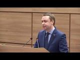 А. Мартынов. Выступление на внеочередном пленарном заседании - 5.10.2016