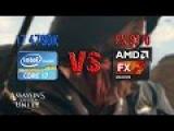 Intel i7 4790k vs AMD FX 9370 | Assasin's Creed Unity