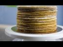 Медовик Мой идеальный и простой рецепт медовика Украшаем и собираем торт