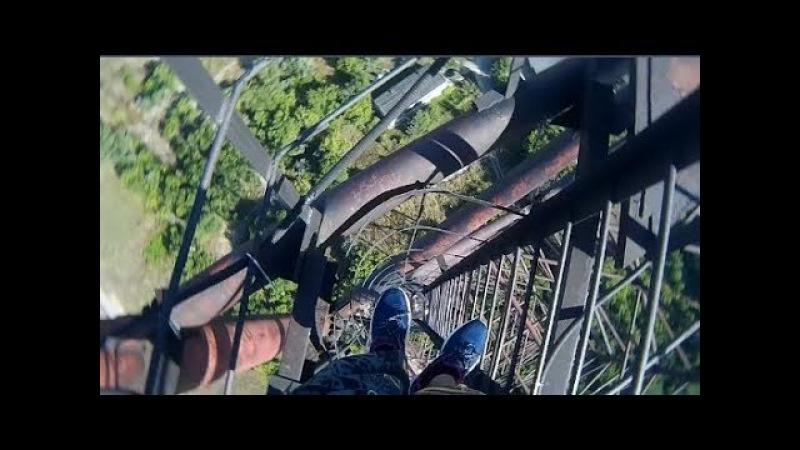 300 метров над уровнем земли! (ALEXANDR SUMIN)
