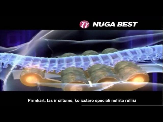 Массажное оборудование Nuga Best