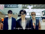 (OST Fabolous Boys) Pei Ci - Can't Stop Love rus sub + kara rom