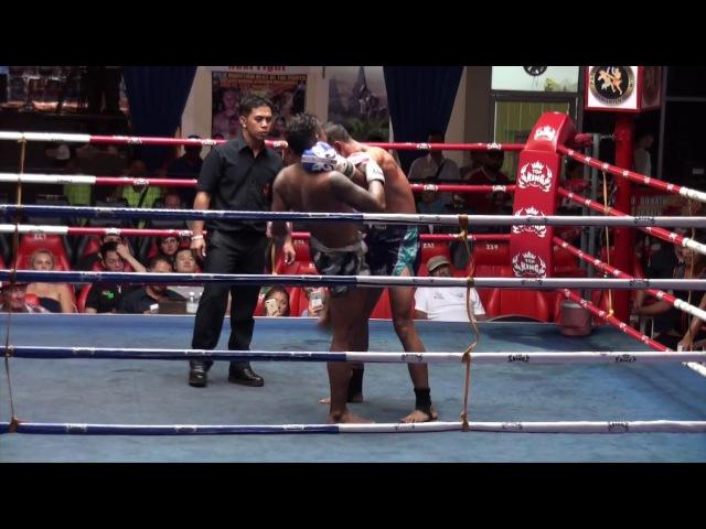 Kunchan TigerMuayThai vs Kohmark CherngtalayMuayThai 3/7/17