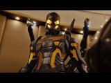 Человек-муравей против Жёлтого Шершня. Драка в кейсе. Yellowjacket versus Ant-man. Человек-му ...