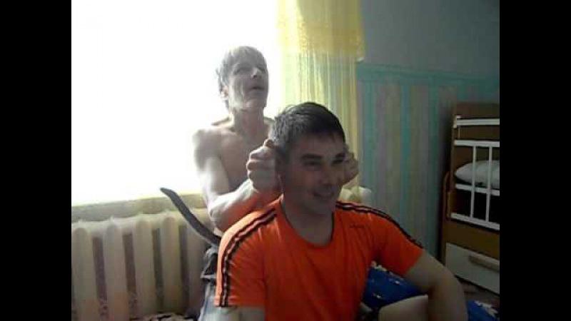 Копия видео Антон День рождения Тянем уши