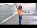 КАК Учить Танец Живота. ХОДИМ КАК ВЕРБЛЮД! Уникальная Волна Сверху Вниз.