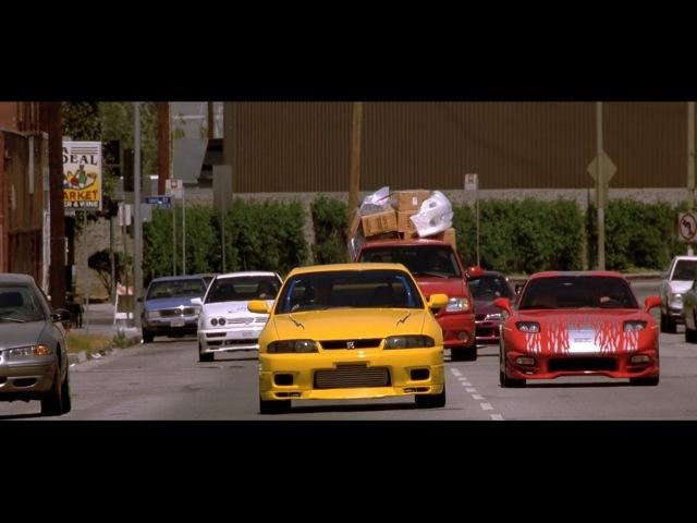 Fast Furious (2001) - Toyota Supra build scene | Life ain't a game [Blu-ray, 4K]