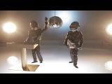 Daft Punk Alive 2017 promo