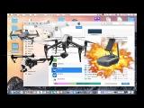 Усиление сигнала пульта квадрокоптеров DJI Phantom, Mavic Pro, Inspire