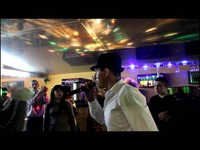 Аркадий Кобяков - Баре Драмэнса Нижний Новгород, кафе Жара 15.03.2014