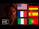YOU WERE THE CHOSEN ONE IN MULTIPLE LANGUAGES