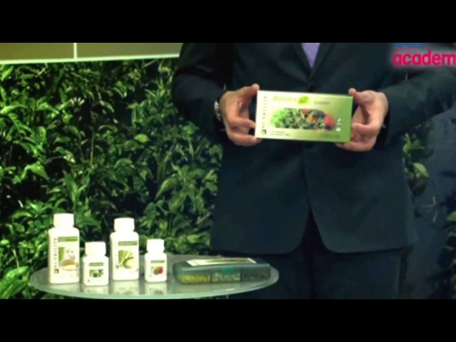 Amway академия NUTRILITE базовые продукты