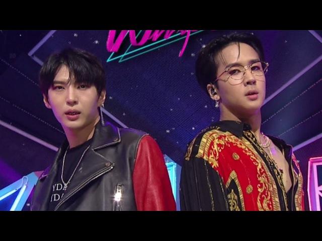 《Comeback Special》 VIXX LR (빅스LR) - FeelingWhisper @인기가요 Inkigayo 20170903