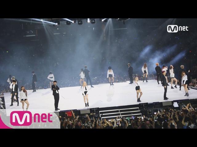 [KCON LA] WJSNSF9 - I NEED USORRY SORRY ㅣ KCON 2017 LA x M COUNTDOWN 170831 EP.539